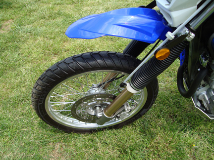 ACERBIS BLACK MOTARD FENDER