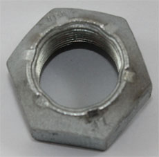 KLR 650 EAGLE REUSABLE SPROCKET NUT, 96-UP