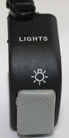 UNIVERSAL HEADLIGHT/ACCESSORY SWITCH