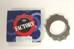 KLR 650 CLUTCH DISC KIT, 96-UP