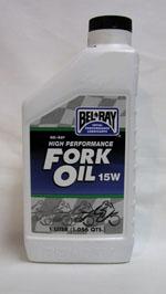 BEL RAY FORK OIL, 15WT.