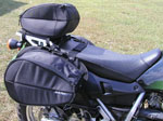 RALLY SADDLE BAGS