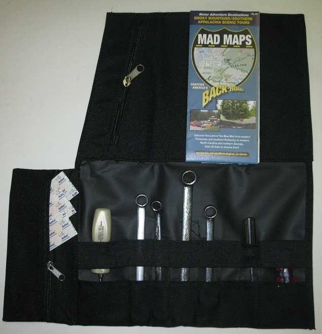 TOOL/MAP POUCH