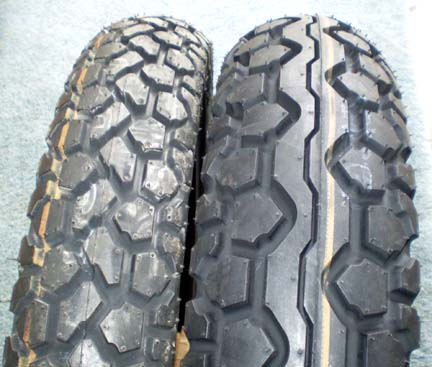 BRIDGESTONE TRAILWING, REAR, 130/80-17