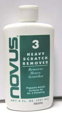 NOVUS #3 HEAVY SCRATCH REMOVER