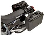 DR 650 SUZUKI EXPEDITION RACK SYSTEM