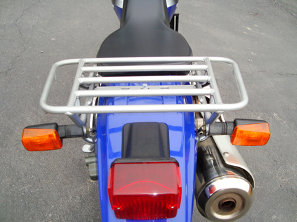 SUZUKI DR 650 UTILITY RACK, 96-UP