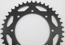 DR 650 SUZUKI  42T REAR SPROCKET, (STOCK) 96-UP