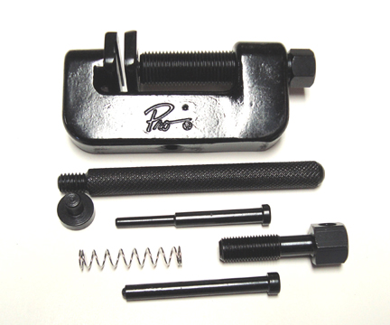 CHAIN BREAKER AND RIVET TOOL