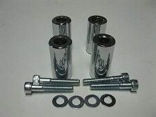 DR 650 LOW MOUNT HARDWARE KIT