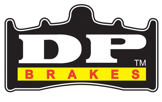 DP BRAKE PADS, FRONT