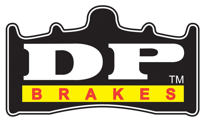 DP BRAKE PADS, MX REAR
