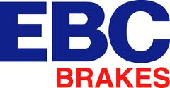 EBC REAR PADS, DL650/1000