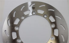 DR 650 SUZUKI  FRONT STAINLESS ROTOR