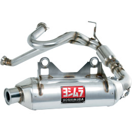 CAN-AM EXHAUST SYSTEM