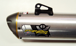 KLR 650 TWO BROTHERS PERFORMANCE EXHAUST, 96-UP