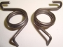 KLR 650 FOOTPEG SPRINGS, PAIR