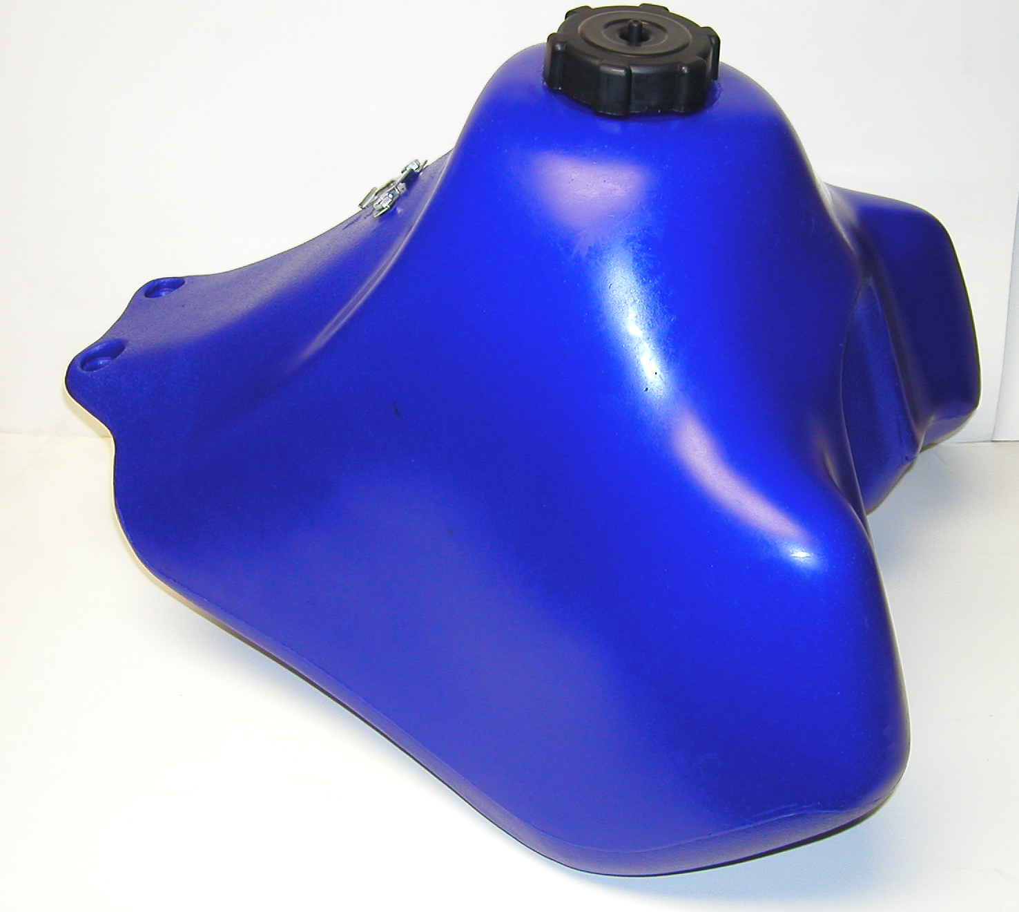 DR 650 SUZUKI  4.9 GALLON FUEL TANK, BLUE